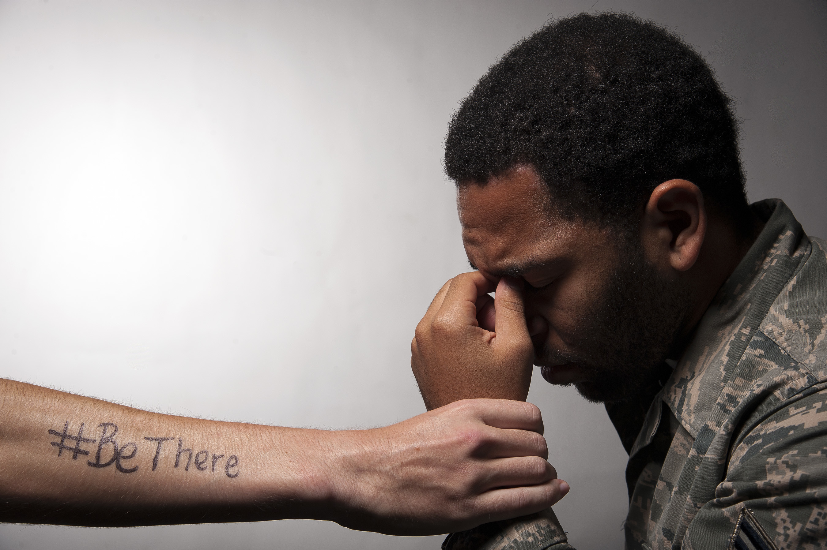 """Be There"" initiative urges Airmen to combat suicide"