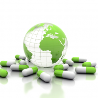 Pharmaceuticals Focus on Global Health